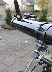 beginner reflector telescope
