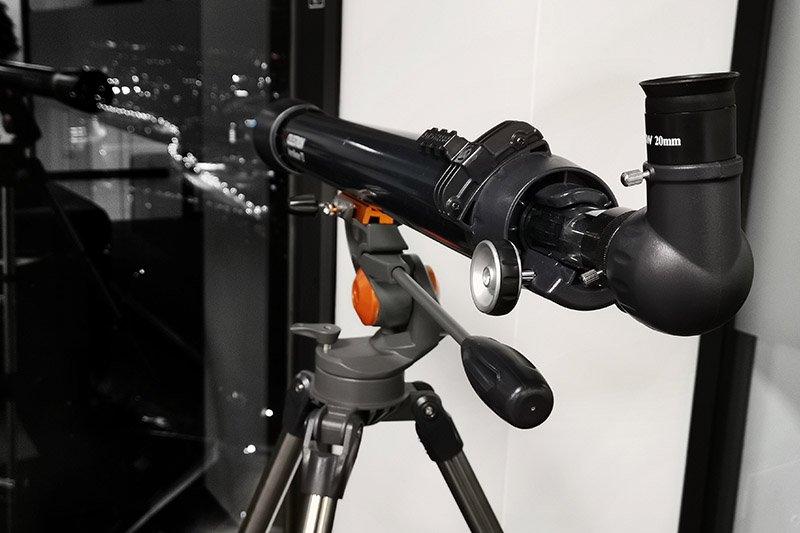 beginner (entry-level) refractor telescope