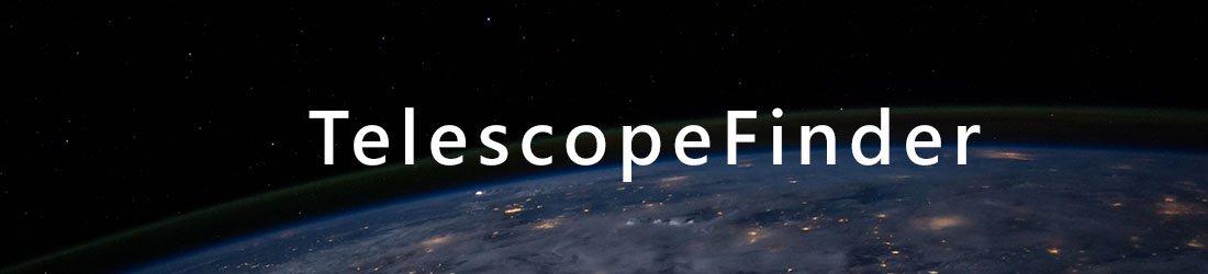 telescopefinder banner